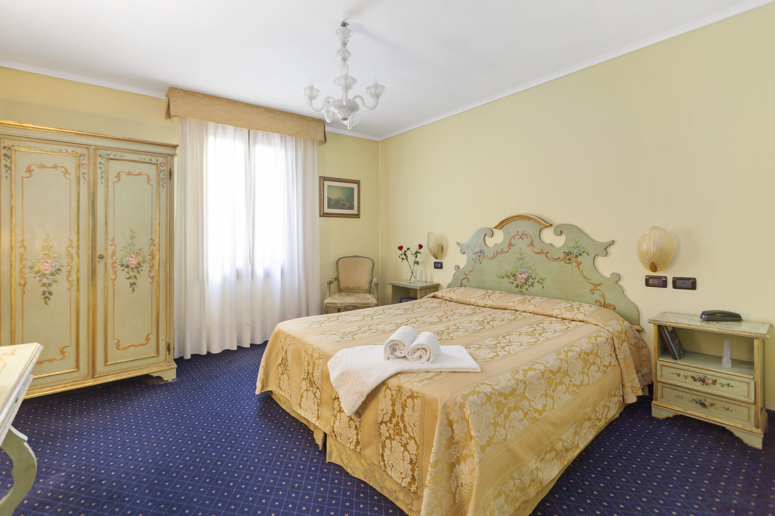 Home Hotel Malibran In Venice